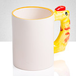 Taza INFANTIL Gallo